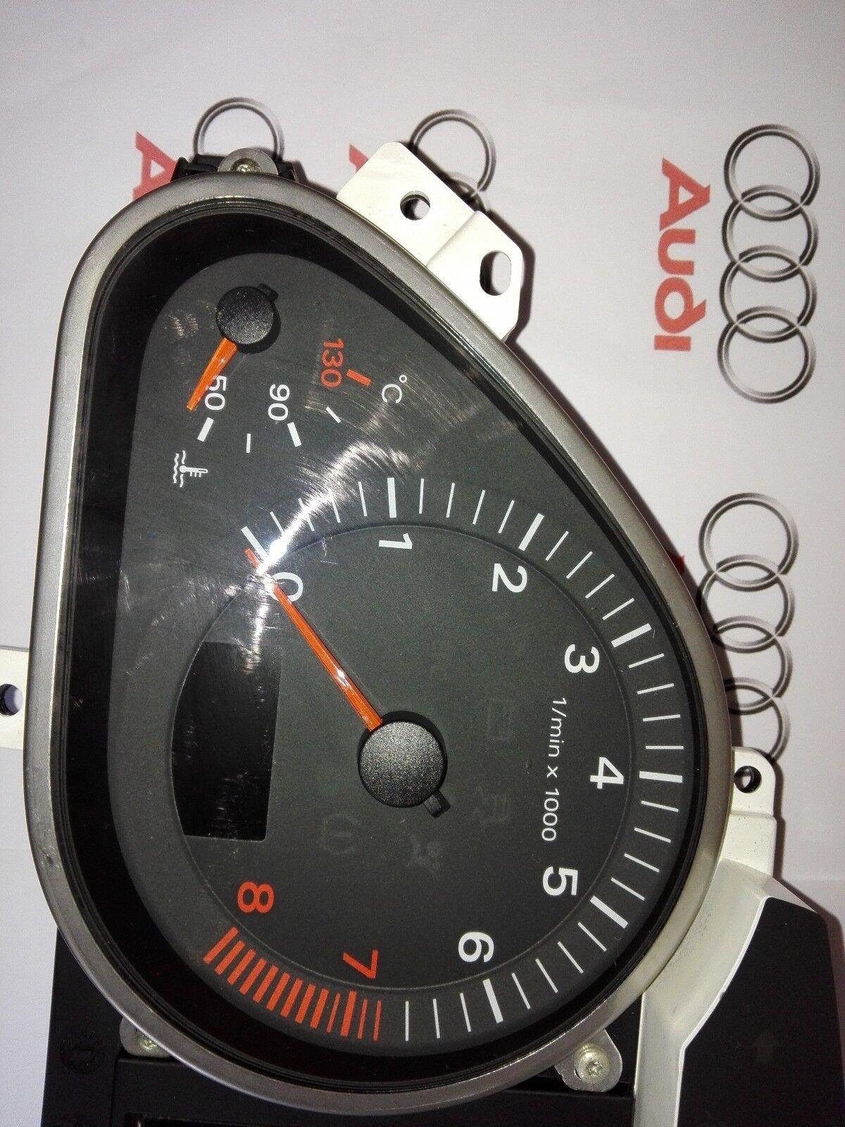 Used Audi A6 Quattro Gauges For Sale Vdo Tachometer Wiring Diagram 1 Min C6 2007 32 Fsi Instrument Cluster Clock Speedometer 4f0920950g