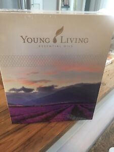 Young living. Essential oil's premium starter kit