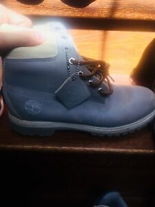 Timberland boots (grey vintage) size 8-8.5
