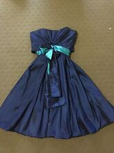 Blue dress size M Diddillibah Maroochydore Area Preview
