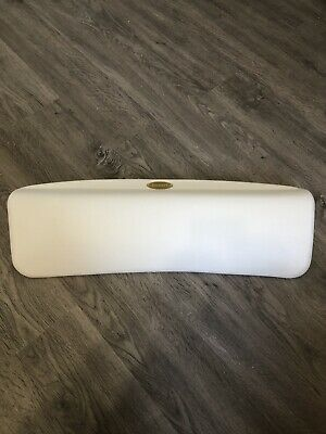 "Jacuzzi EK91959 White 7.5""x21"" Straight Tub Pillow"