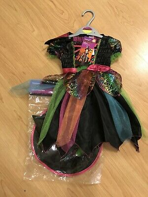 Brand New Baby Witch Halloween Outfit - Age 9-12 Months