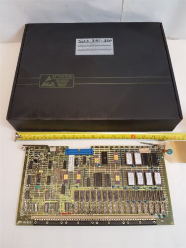 Abb 54339-8 Program System Memory Board 801420-17 New