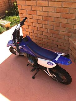 TT-R 50 Yamaha Dirt bike. Kallangur Pine Rivers Area Preview