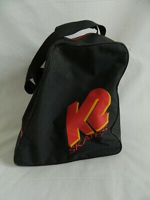 Vintage 1980's K2 Rollerblades Inline Skates Travel Case Storage Carry Bag Tote for sale  Shipping to Canada