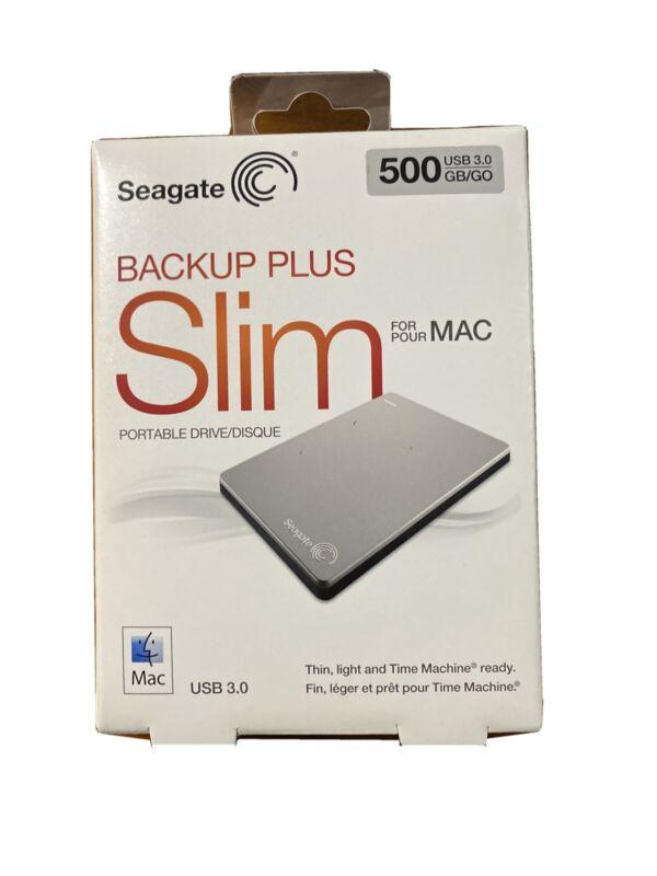 Seagate Backup Slim For Mac