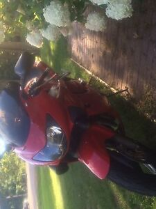 Cbr 600 only 19,000 kms TRADES WELCOME