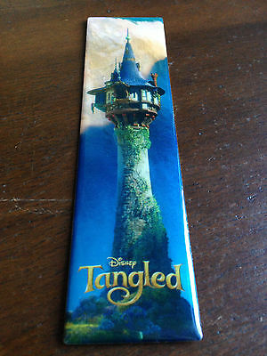 Disney Rapunzel's House Tangled Metal Book-marker