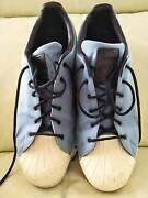 Adidas Superstar Mens Low Cut Casual Shoes Size US 13 Stockton Newcastle Area Preview