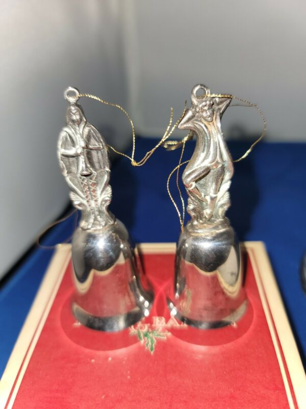 Reed and barton 12 days of christmas bells