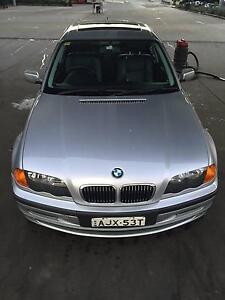 2001 BMW 3.0 Sedan Pyrmont Inner Sydney Preview