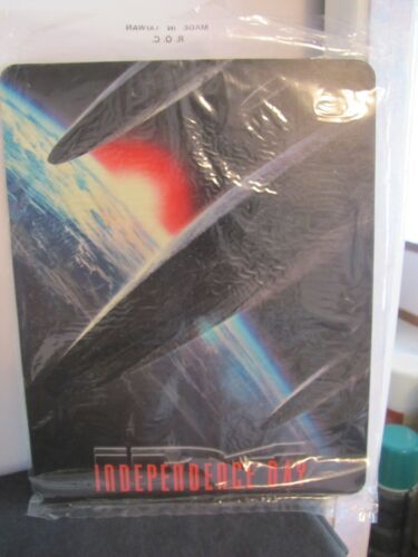 MINT in PACKAGE!!  Independence Day Movie Mouse Pad - 1996 20th Century Fox