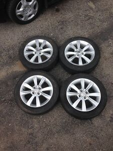 Nissan Versa Tires and Rims