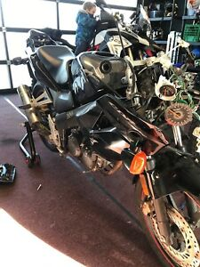 Honda CBR125R 2008 part out