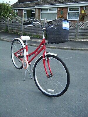 "ladies lady girls teen pendleton bike bicycle 14"" frame 26"" wheels"