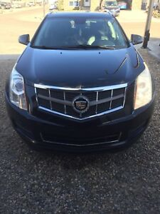 2010 Cadillac SRX luxury edition