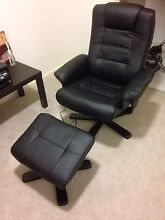 Leather Massage Chair Everton Park Brisbane North West Preview