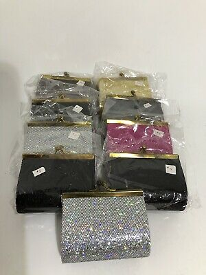 9 Mini Sequin Bags Bridesmaid Party Favor Gifts