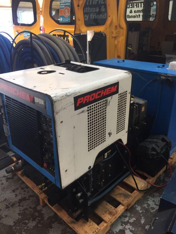 Prochem Peak carpet cleaning machine truckmount