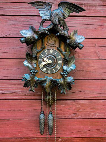 Eagle Cuckoo Clock