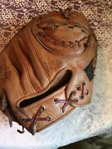 Ted Williams Vintage Right Handed Catchers Mit