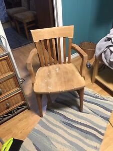 Free 1940's office chair