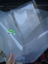 Dog plastic bucket collar 40cm large dog Thebarton West Torrens Area Preview