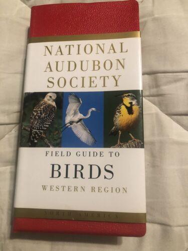 National Audubon Society Field Guide To Birds - Western Region like NEW  - $12.99