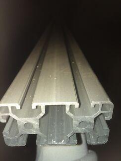 Profile 40 aluminium t slot extrusion 4080 Marangaroo Wanneroo Area Preview