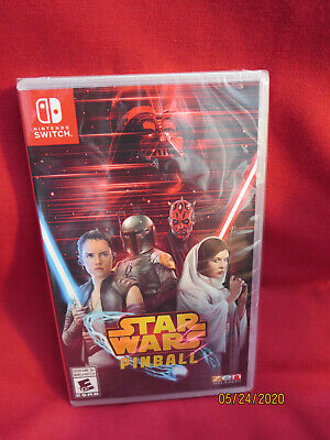 Star Wars Pinball Nintendo Switch