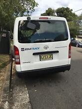 2010 Toyota Hiace Van/Minivan Lakemba Canterbury Area Preview