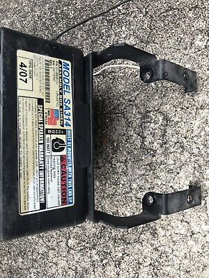 Whelen Sa314 Siren Center Mounting Bracket For Crown Victoria P71 Sabkt17
