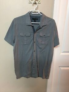 Banana Republic slightly used shirts size Large Edmonton Edmonton Area image 1