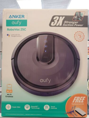 Anker Eufy RoboVac 25C Wi-Fi Connected Robot Vacuum  NEW!