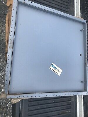 Access Door 24 X 24 Metal Hinged With Prep For Can Lock Karp