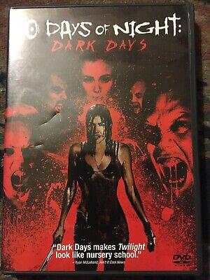 30 Days of Night: Dark Days (DVD,