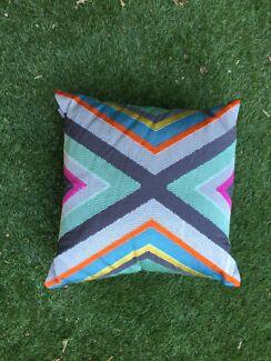 Multicoloured cushion  Mosman Mosman Area Preview