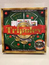 Tripoley Special Edition Rotating Turntable Board Game ...