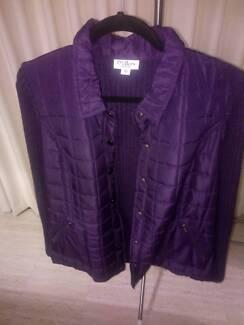 Light purple Jacket