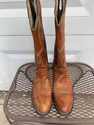 Womens Acme Western Boots 1670 288001 size 7 D