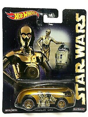 Hot Wheels Pop Culture Star Wars Haulin Gas w/Real Riders
