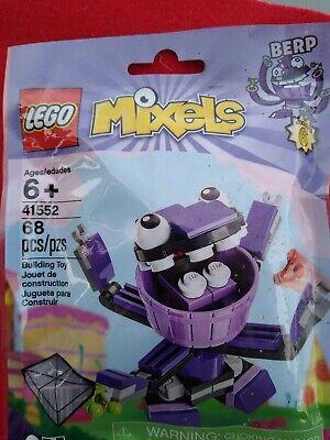 LEGO MIXELS 41552 Berp 68 PCS NEW CARTOON NETWORK  SERIES 6