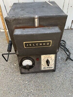 Jelenko Furnace Model Lf Oven