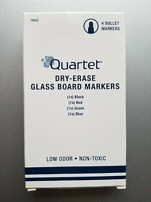 Quartet Dry-erase Glass Board Markers