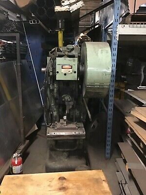 Rousselle 25 Ton Stamping Press