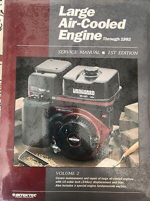 Large Air-cooled Engine Manual - Through 1992 - Intertec Publishing