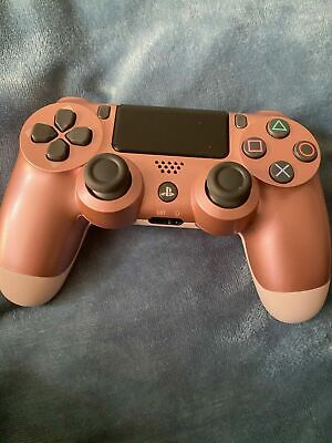 Sony Playstation PS4 Dualshock 4 Controller -- Copper