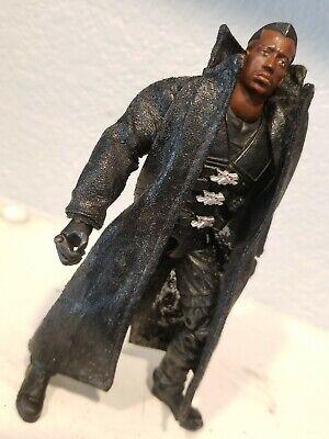 """Marvel Legends series V Blade Wesley Snipes 6"""" figure 2004 ToyBiz"""