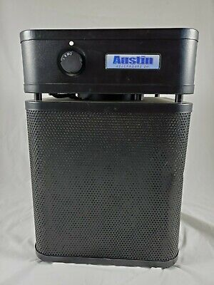 AUSTIN AIR PURIFIER HEALTHMATE JUNIOR JR. HM200 - Black
