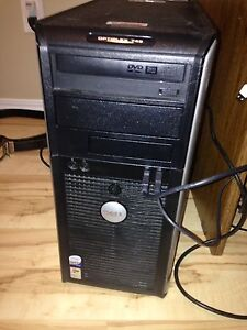 Dell Optiplex 745 PC workstation - works fine